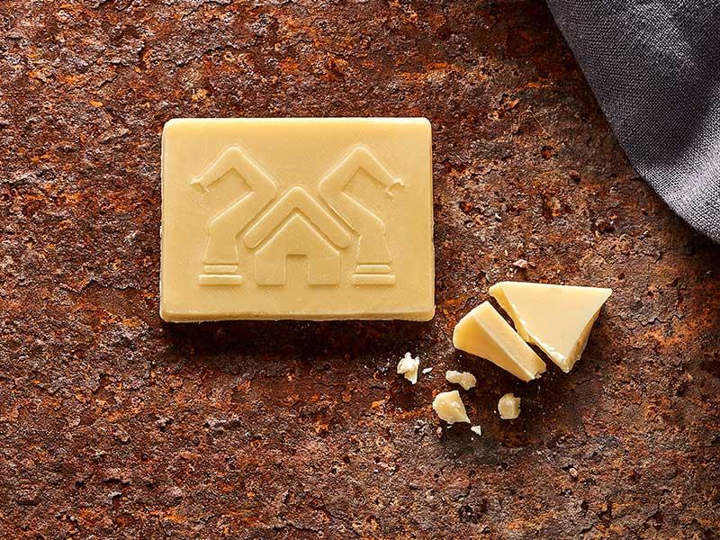 Produkt LOGOlade 3D - Weiße Schokolade